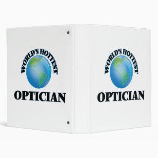 World's Hottest Optician Binder