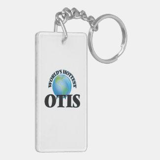 World's Hottest Otis Keychain