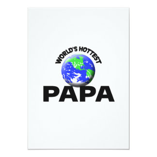 World's Hottest Papa Cards