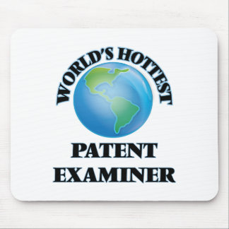 World's Hottest Patent Examiner Mouse Pad