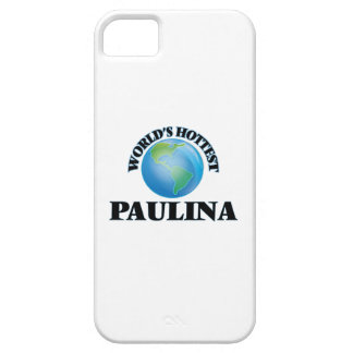 World's Hottest Paulina iPhone 5 Cover