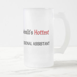 Worlds Hottest Personal Assistant Mugs