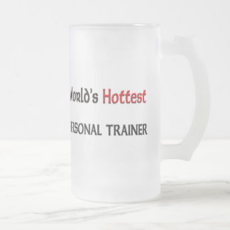 Worlds Hottest Personal Trainer Coffee Mugs