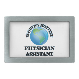 World's Hottest Physician Assistant Belt Buckles