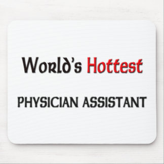 Worlds Hottest Physician Assistant Mouse Mats