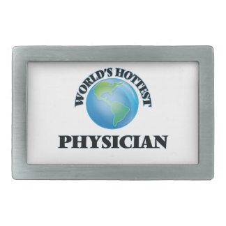 World's Hottest Physician Belt Buckle