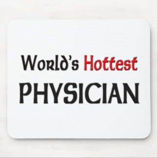 Worlds Hottest Physician Mouse Pad