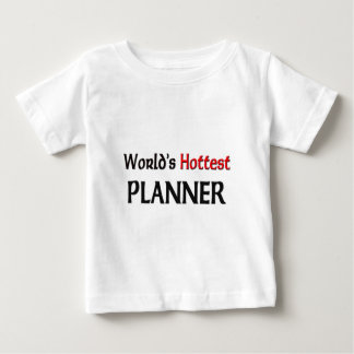 Worlds Hottest Planner T-shirt