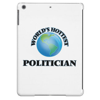 World's Hottest Politician iPad Air Cover