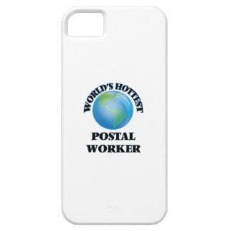 World's Hottest Postal Worker iPhone 5 Case