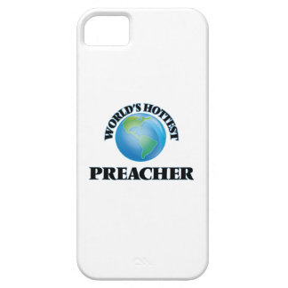 World's Hottest Preacher iPhone 5 Cases