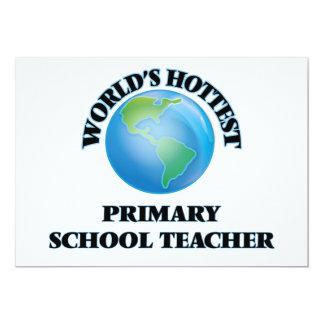 World's Hottest Primary School Teacher Invites