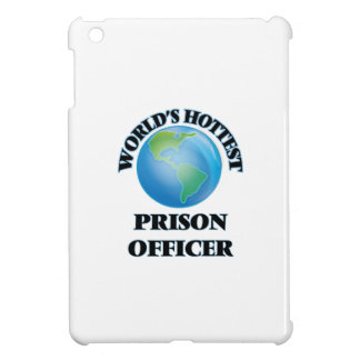 World's Hottest Prison Officer Cover For The iPad Mini