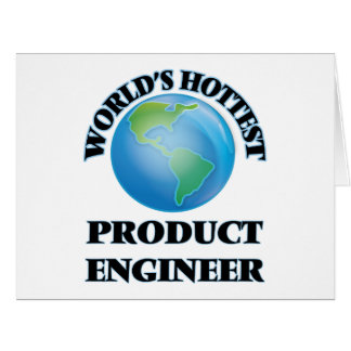 World's Hottest Product Engineer Card