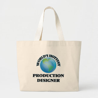 World's Hottest Production Designer Tote Bags