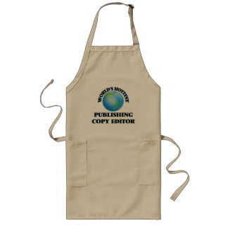 World's Hottest Publishing Copy Editor Aprons