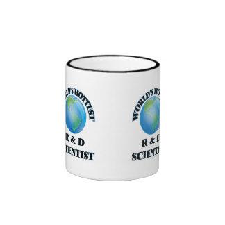 World's Hottest R & D Scientist Mugs