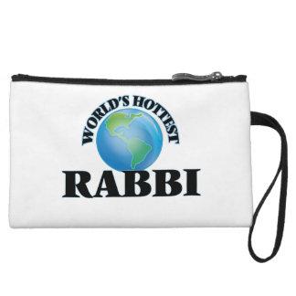 World's Hottest Rabbi Wristlet