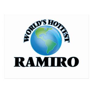 World's Hottest Ramiro Postcards