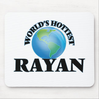 World's Hottest Rayan Mouse Pad