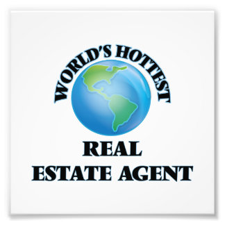 World's Hottest Real Estate Agent Photo