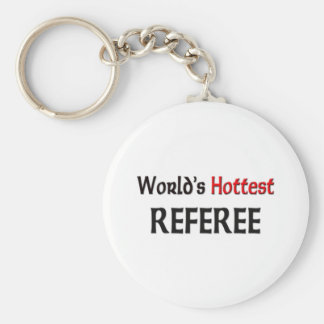 Worlds Hottest Referee Key Chains