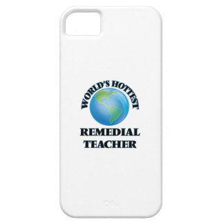 World's Hottest Remedial Teacher iPhone 5 Cases