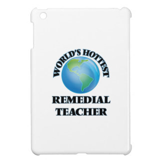 World's Hottest Remedial Teacher iPad Mini Cover