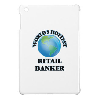 World's Hottest Retail Banker iPad Mini Covers