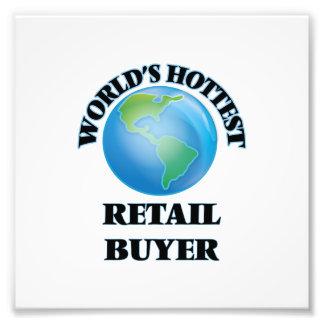 World's Hottest Retail Buyer Art Photo