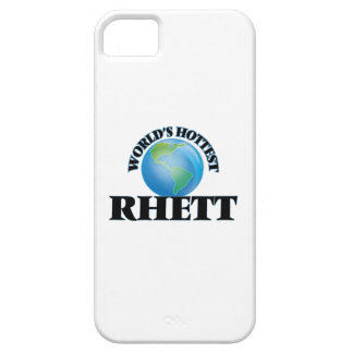 World's Hottest Rhett iPhone 5 Cases