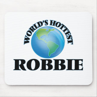 World's Hottest Robbie Mouse Pad