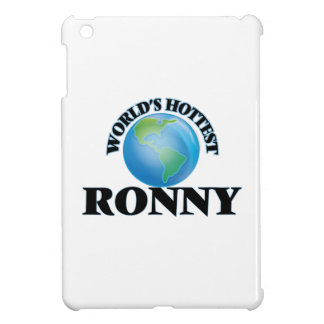 World's Hottest Ronny Cover For The iPad Mini