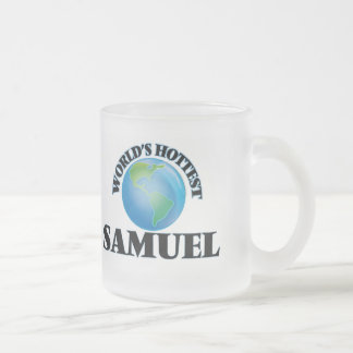 World's Hottest Samuel Coffee Mug