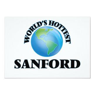 World's Hottest Sanford Card