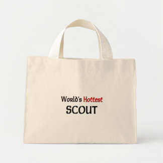 Worlds Hottest Scout Mini Tote Bag