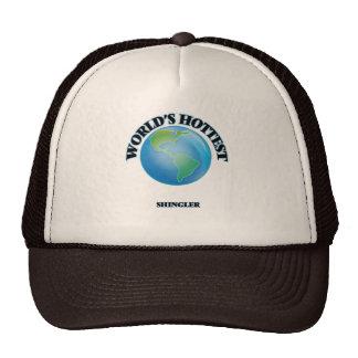 World's Hottest Shingler Mesh Hats