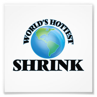 World's Hottest Shrink Photograph