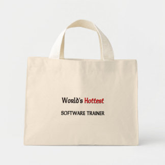 Worlds Hottest Software Trainer Tote Bags