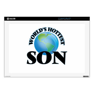 World's Hottest Son Skin For Laptop