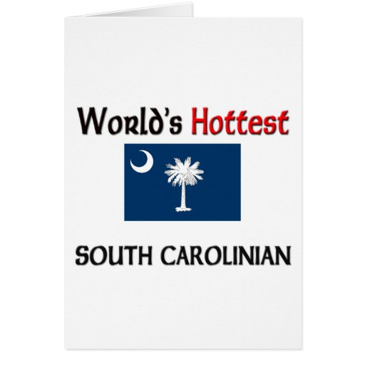 World's Hottest South Carolinian Cards