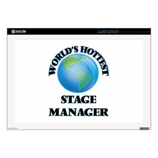 World's Hottest Stage Manager Laptop Skin