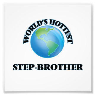 World's Hottest Step-Brother Photograph