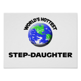 World's Hottest Step-Daughter Poster
