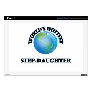 "World's Hottest Step-Daughter 17"" Laptop Skins"