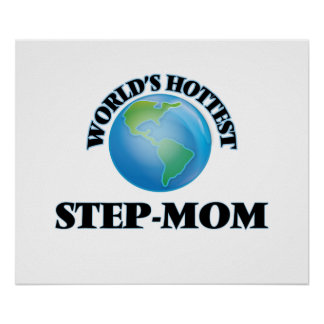World's Hottest Step-Mom Poster
