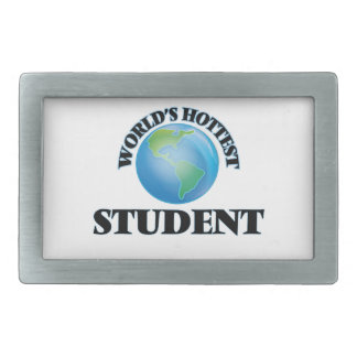 World's Hottest Student Belt Buckle