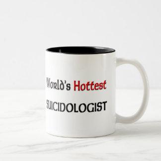 Worlds Hottest Suicidologist Coffee Mug