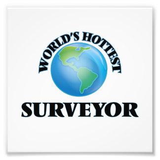 World's Hottest Surveyor Art Photo