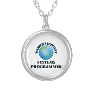 World's Hottest Systems Programmer Necklace